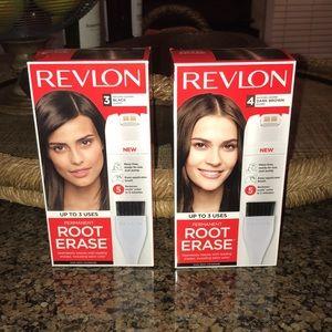 Revlon Root Erase Bundle NWT